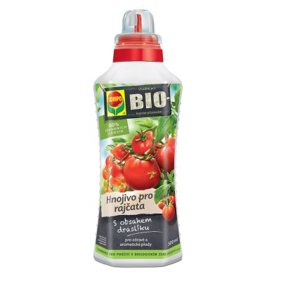 COMPO BIO Hnojivo pro rajčata a zeleninu