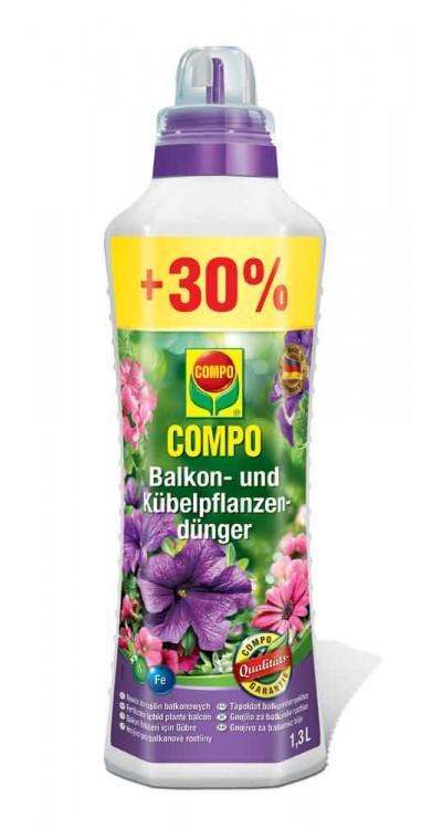 COMPO Hnojivo pro balkonové rostliny