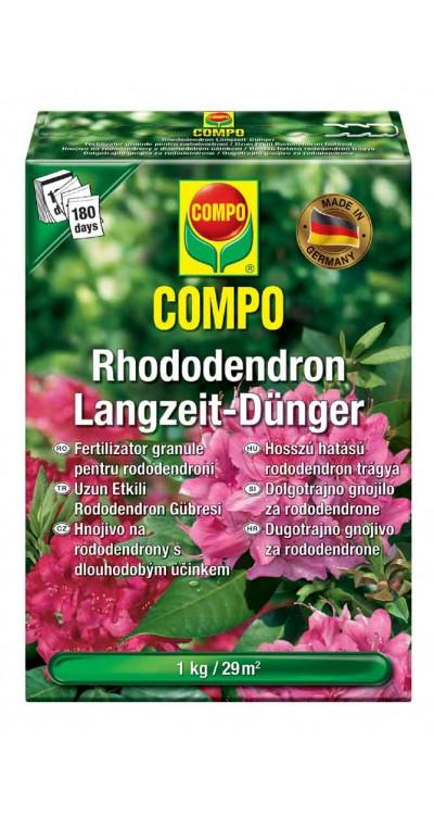 COMPO Hnojivo pro rododendrony s dlouhodobým účinkem