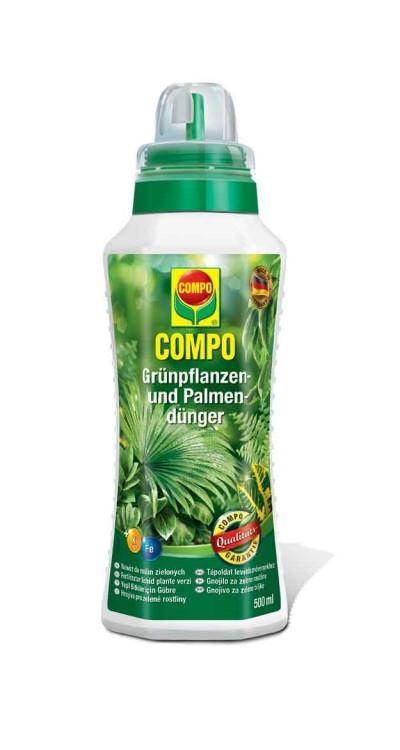 COMPO Hnojivo pro zelené rostliny a palmy