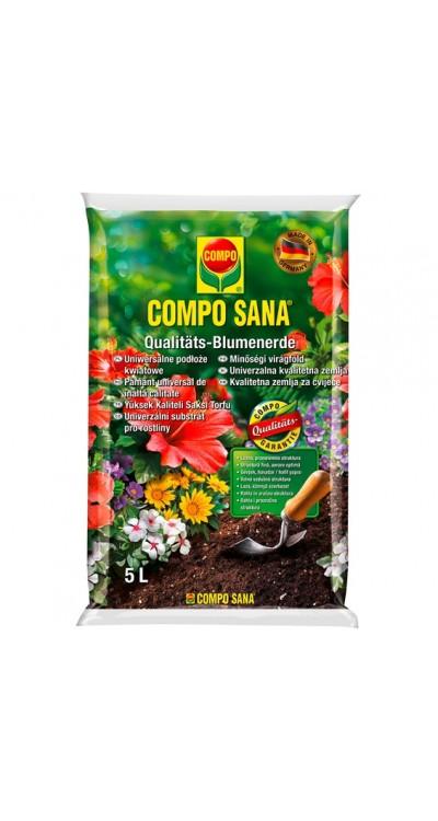 Compo Sana Univerzální květinový substrát 5 l