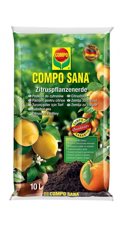 COMPO SANA Substrát pro citrusy
