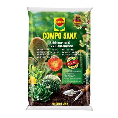COMPO SANA Substrát pro kaktusy a sukulenty