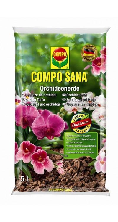 COMPO SANA Substrát pro orchideje