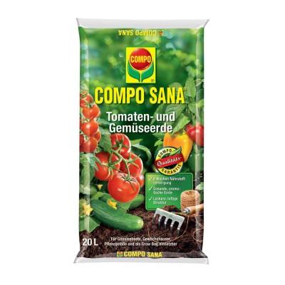 COMPO SANA Substrát pro rajčata a zeleninu