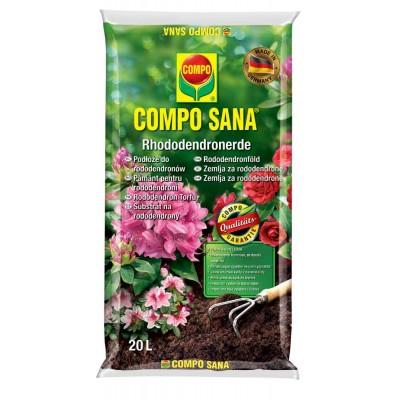 COMPO SANA Substrát pro rododendrony