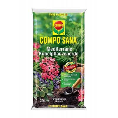 COMPO SANA Substrát pro středomořské rostliny