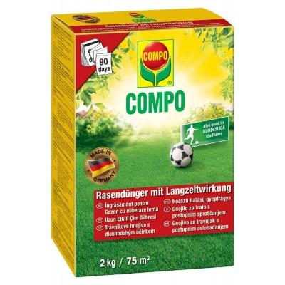 COMPO Trávníkové hnojivo s dlouhodobým účinkem