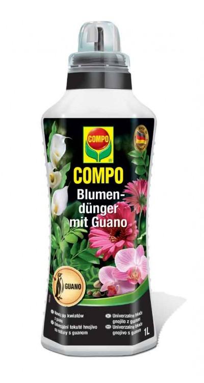 COMPO Univerzální hnojivo s guánem