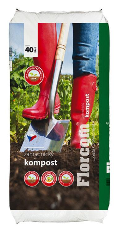 Zahradnický kompost