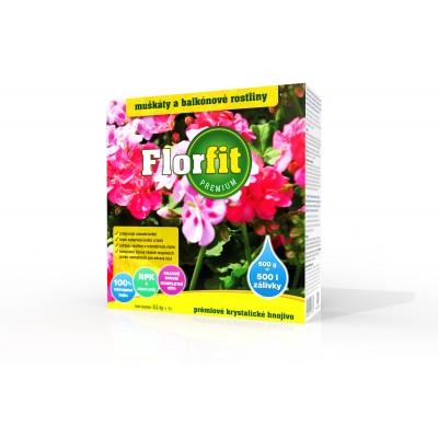 Florfit Muškáty a balkónové rostliny