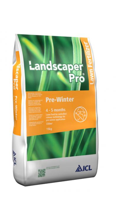 Landscaper Pro Pre Winter