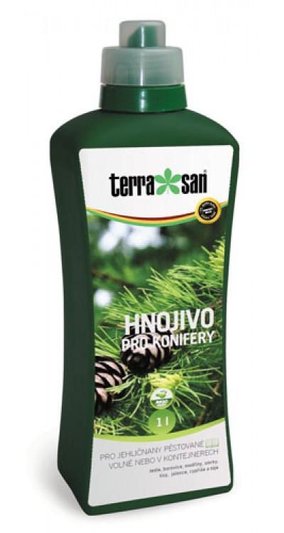 Hnojivo pro konifery