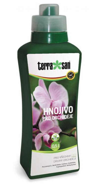 Hnojivo pro orchideje
