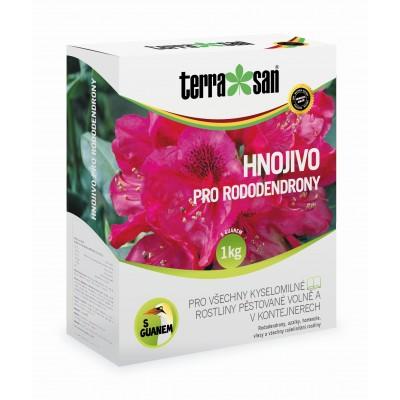 Hnojivo pro rododendrony s guanem