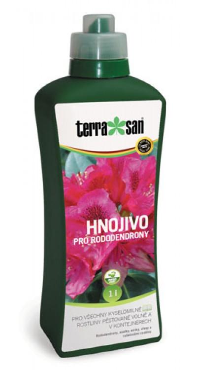 Hnojivo pro rododendrony