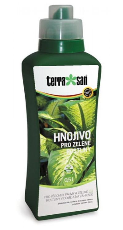 Hnojivo pro zelené rostliny