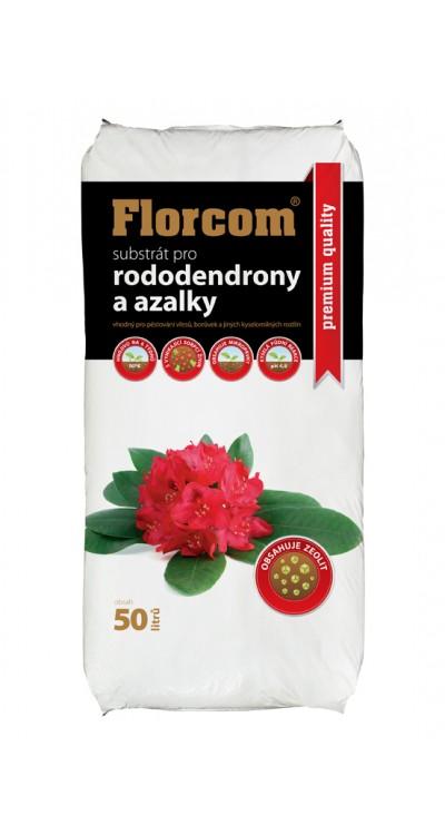 Rododendrony a Azalky