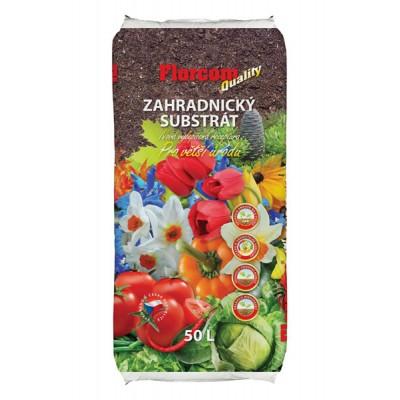 Zahradnický substrát - NOVÉ balení 20 litrů