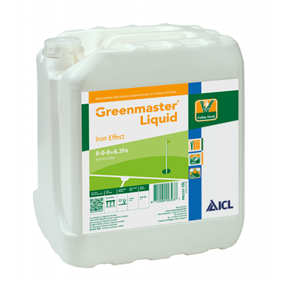 Greenmaster Liquid Effect Iron